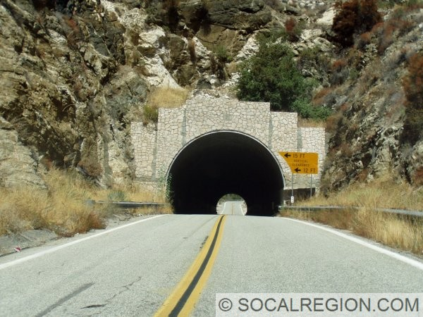 Roadway Tunnels of Southern California