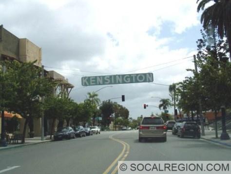 kensington-sign