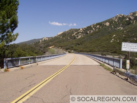1951 Sweetwater River Bridge near Descanso