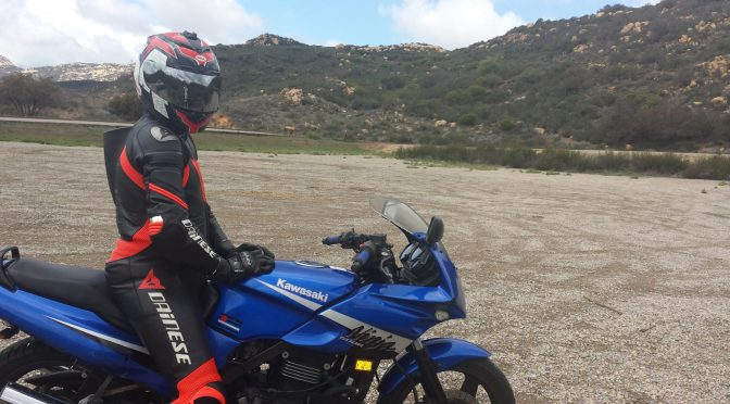 Motorcycling Pages?
