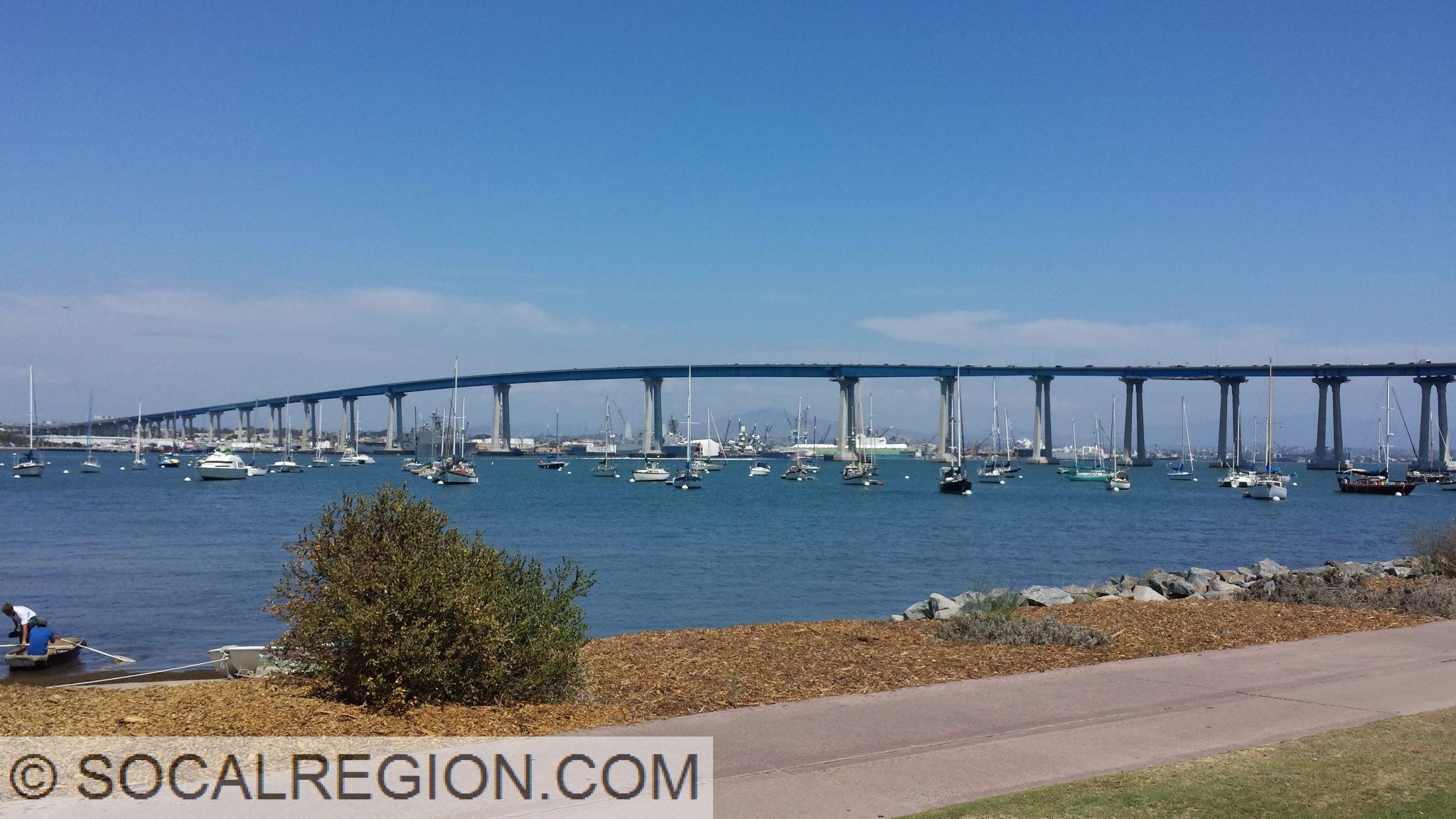 San Diego – Coronado Bay Bridge (State 75) | Southern California ...