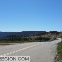 Scenic Drives - Mil Potrero Hwy / Hudson Ranch Rd