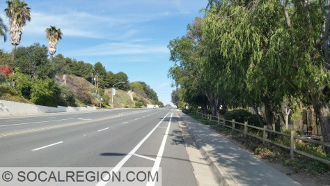 Climb on Linda Vista Road from Morena to the University of San Diego.