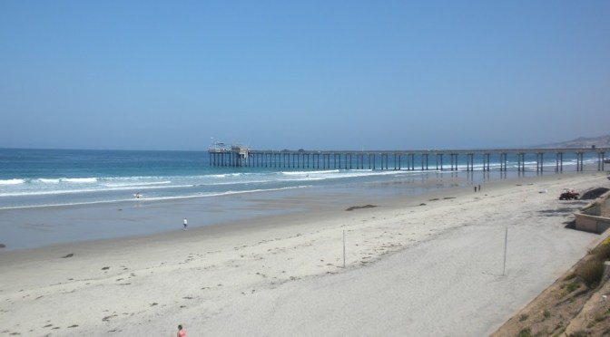 La Jolla Shores Beach Trip – May 2, 2013