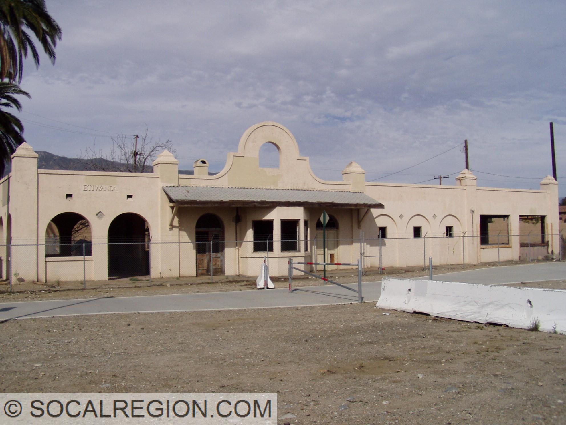 San Bernardino County Railroads