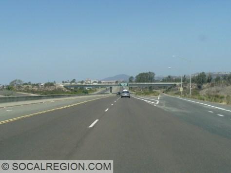 MCAS Miramar interchange