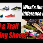 What's the Difference between Road & Trail Running Shoes?