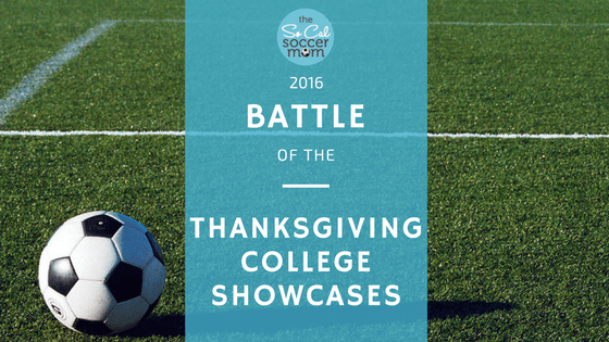 Thanksgiving College Showcases