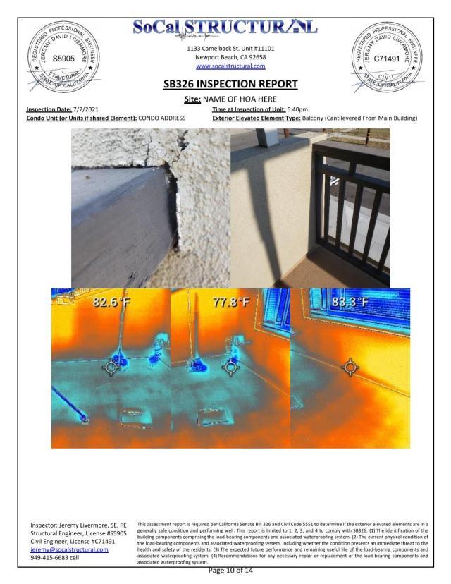 SB326 Inspections