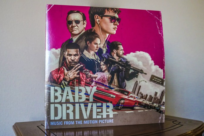 A look at the Vinyl Soundtrack for Baby Driver.