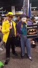 Detective Dick Tracy and The Joker.