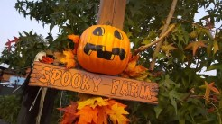 Camp Snoopy gets spooky in the evenings