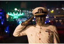 The Queen Mary's Dark Harbor Celebrates 10 Years
