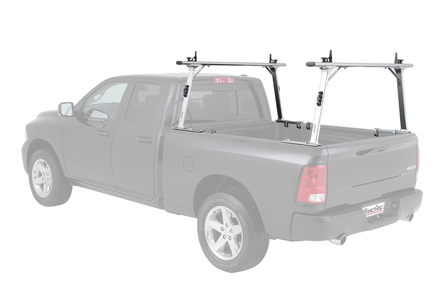 Removable Racks tracrac pro 2 removable rack truck racks