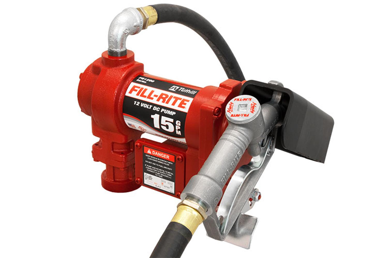 fill rite liquid transfer pump FR1210G pumps
