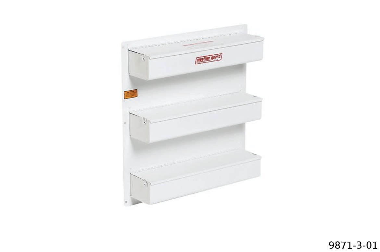 Weatherguard Door Storage 9871-3-01