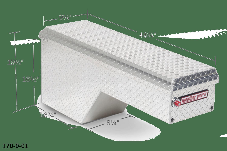 weatherguard pork chop boxes 170-0-01