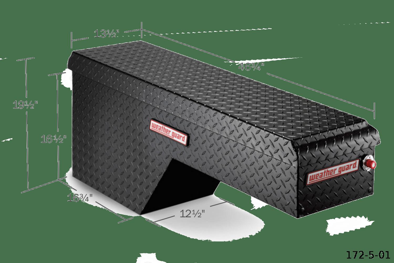 weatherguard pork chop boxes extra wide 172-5-01