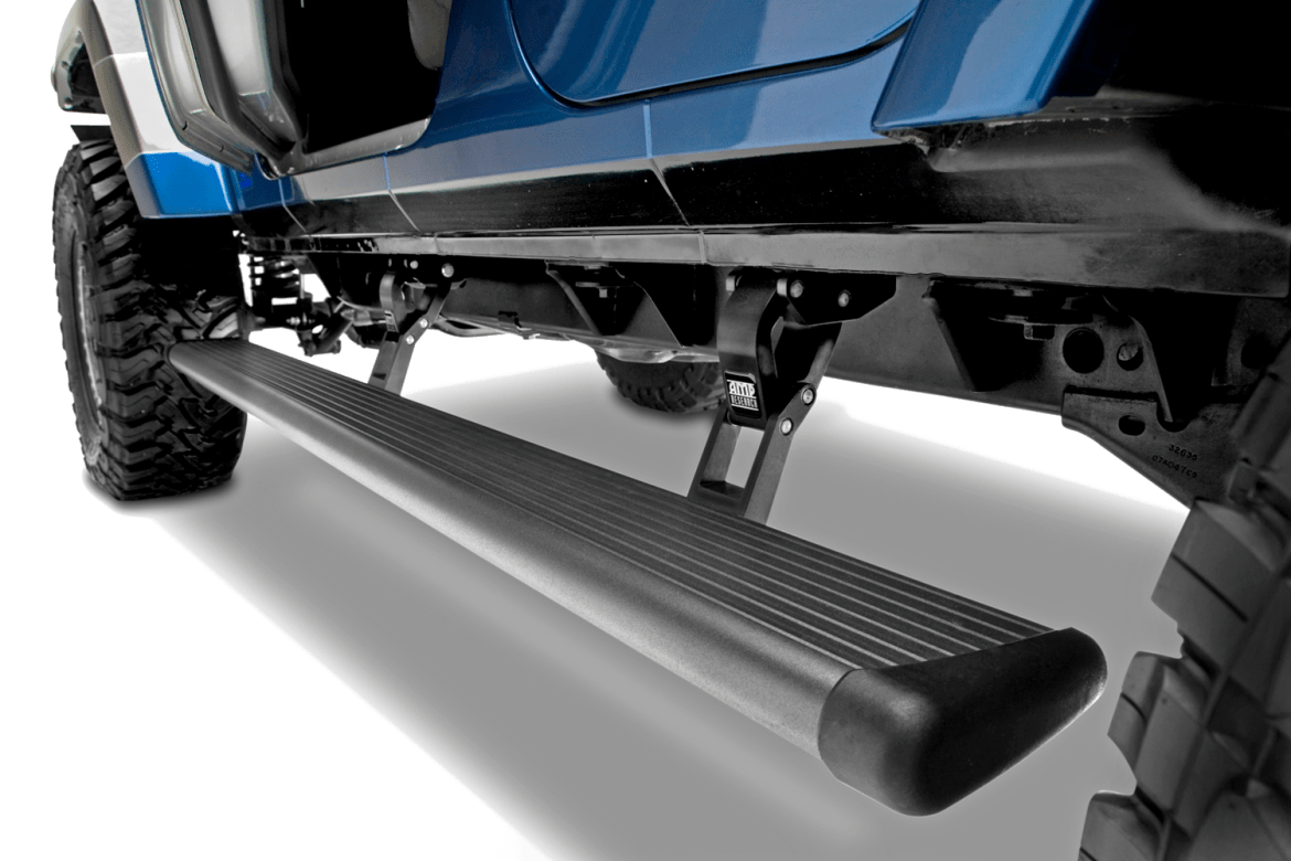 Steps & Running Boards amp research