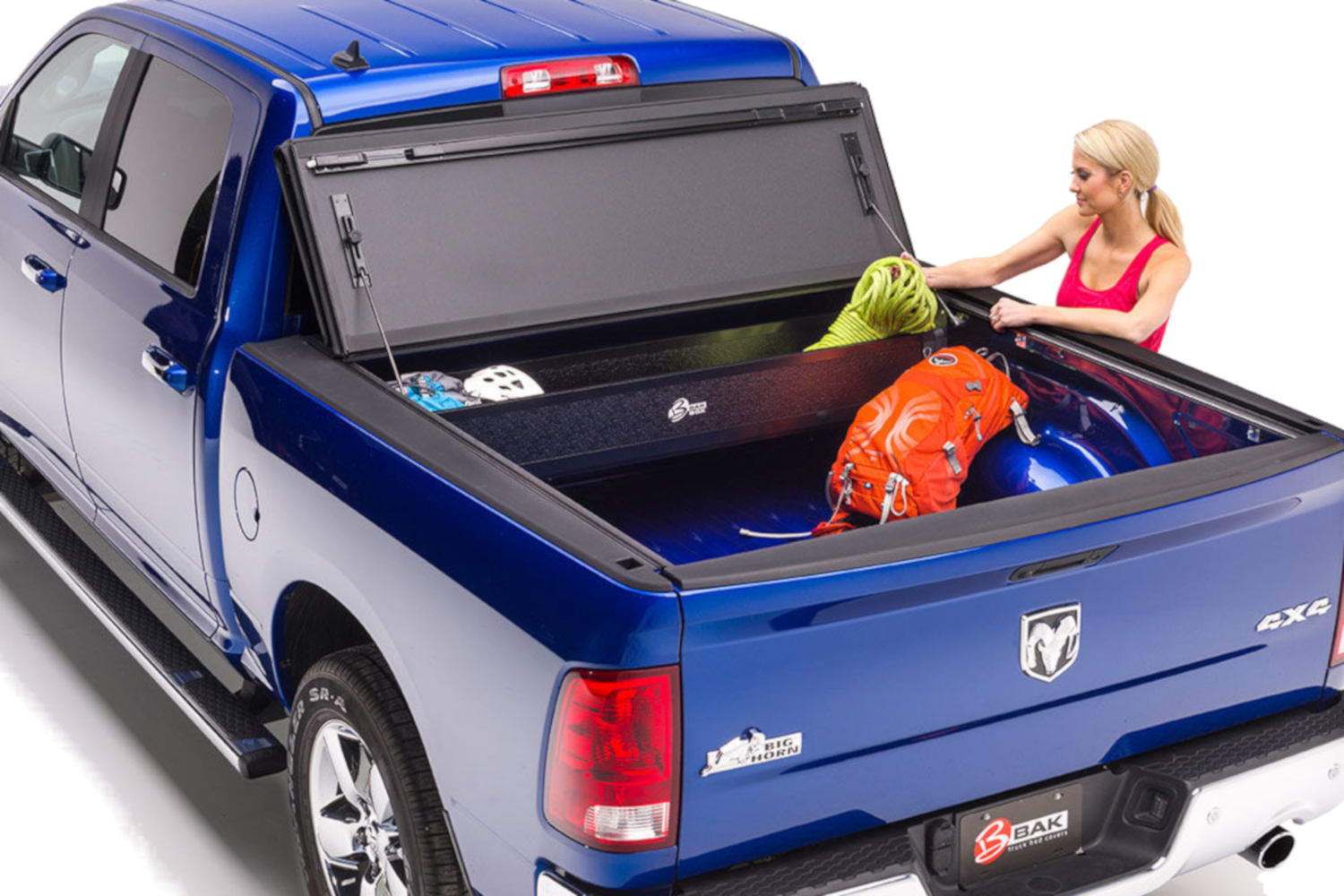 bakflip folding cover tonneau cover bakbox utility box