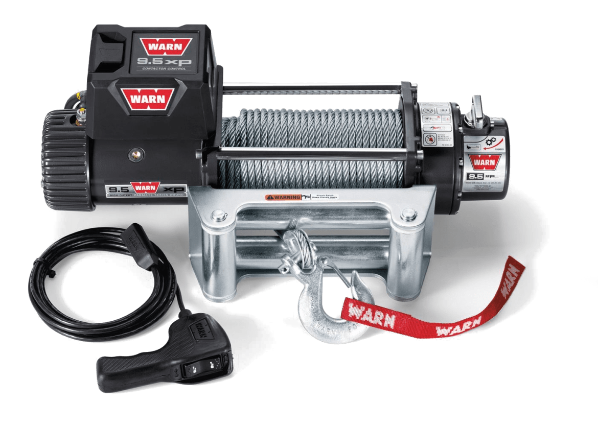 warn truck & SUV winches specialty