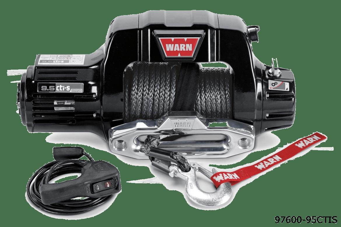 warn truck & suv classic winches 97600 95ctis