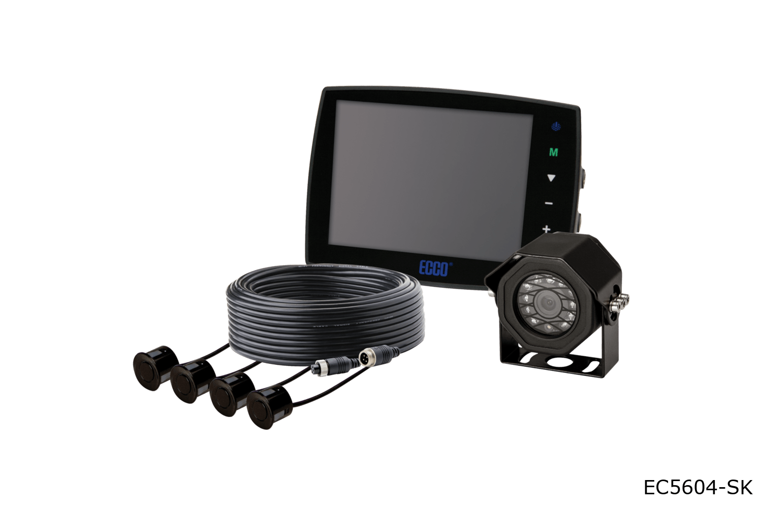 ecco camera systems ec5604-sk wired systems