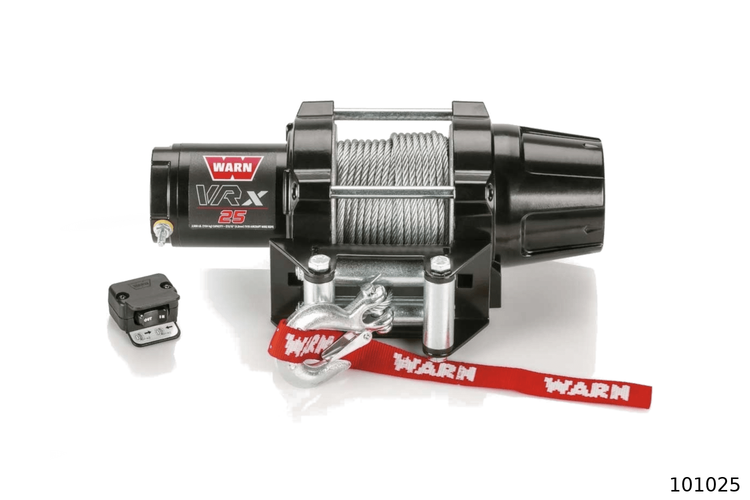 warn powersports vrx winches vr25 101025