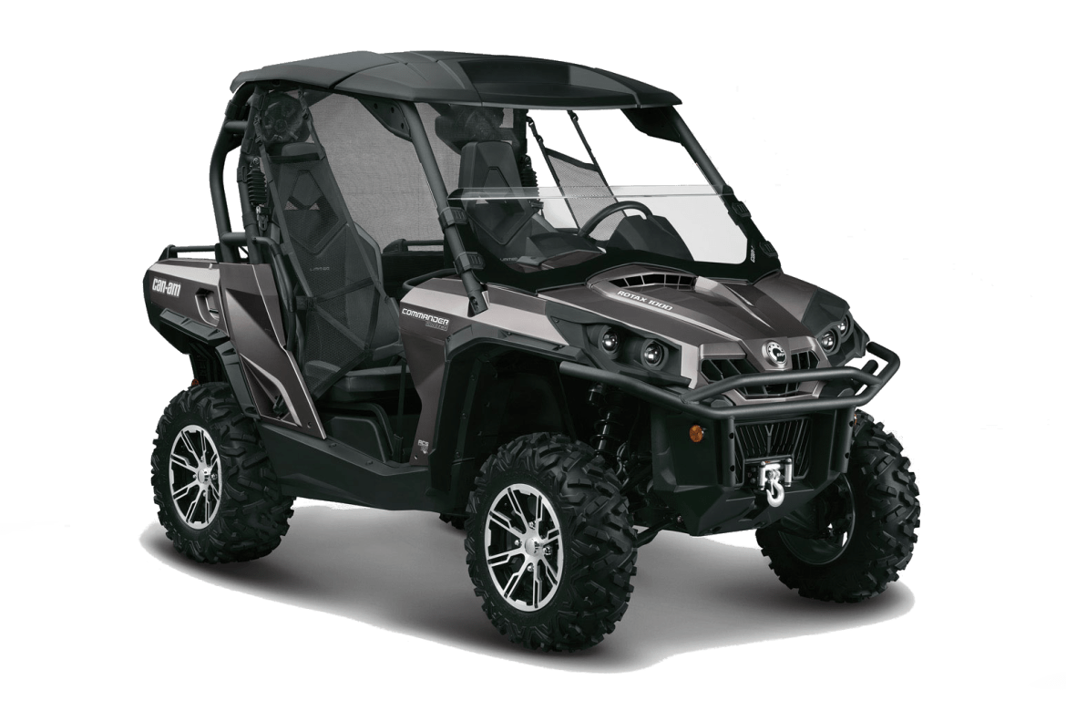 warn powersports bumpers & mounting Systems can am brp