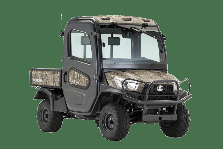 warn powersports bumpers & mounting Systems kubota rtv 1100c