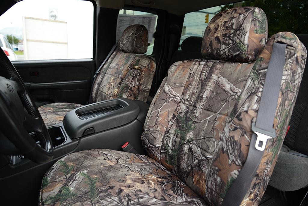 ruff tuff seat covers camo