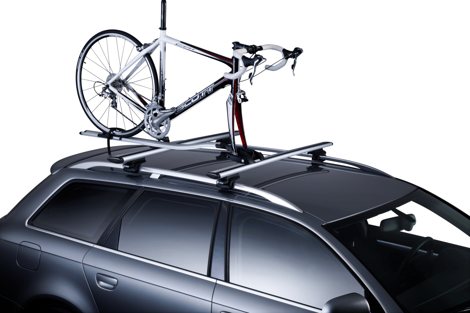 thule roof bike rack, thule roof bike racks, thule outride bike rack