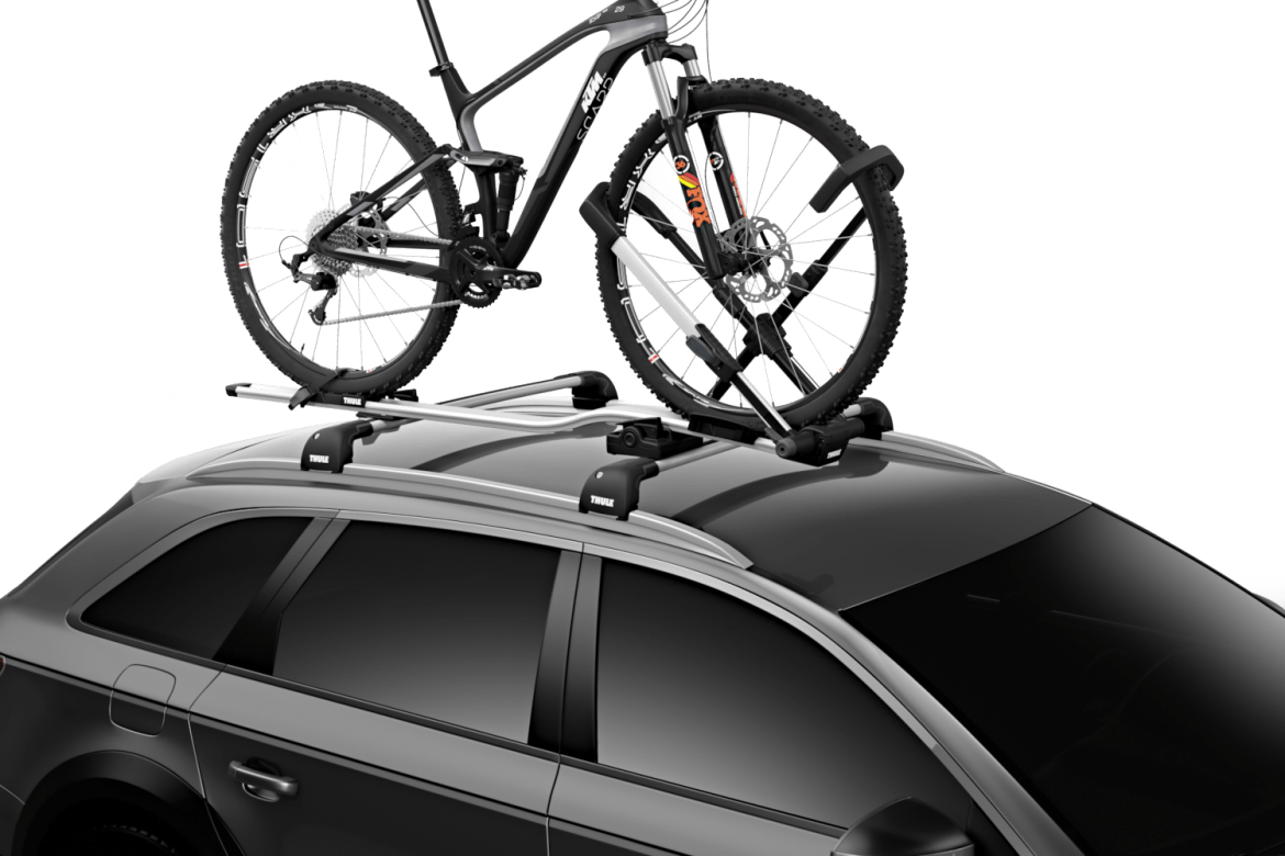 thule roof bike rack, thule roof bike racks, thule upride