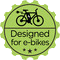 Badge for e-bikes.