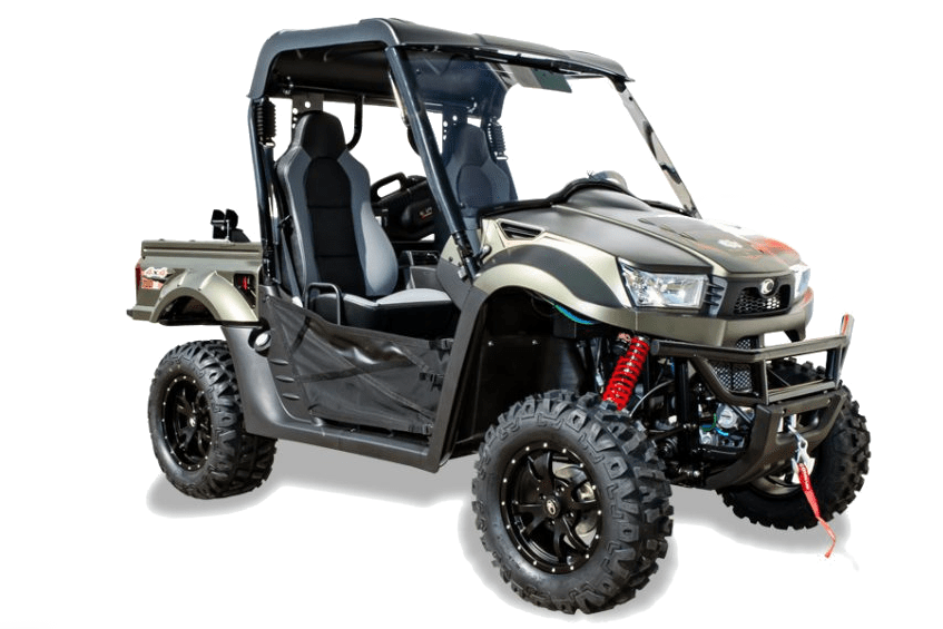 warn powersports bumpers & mounting Systems kymco