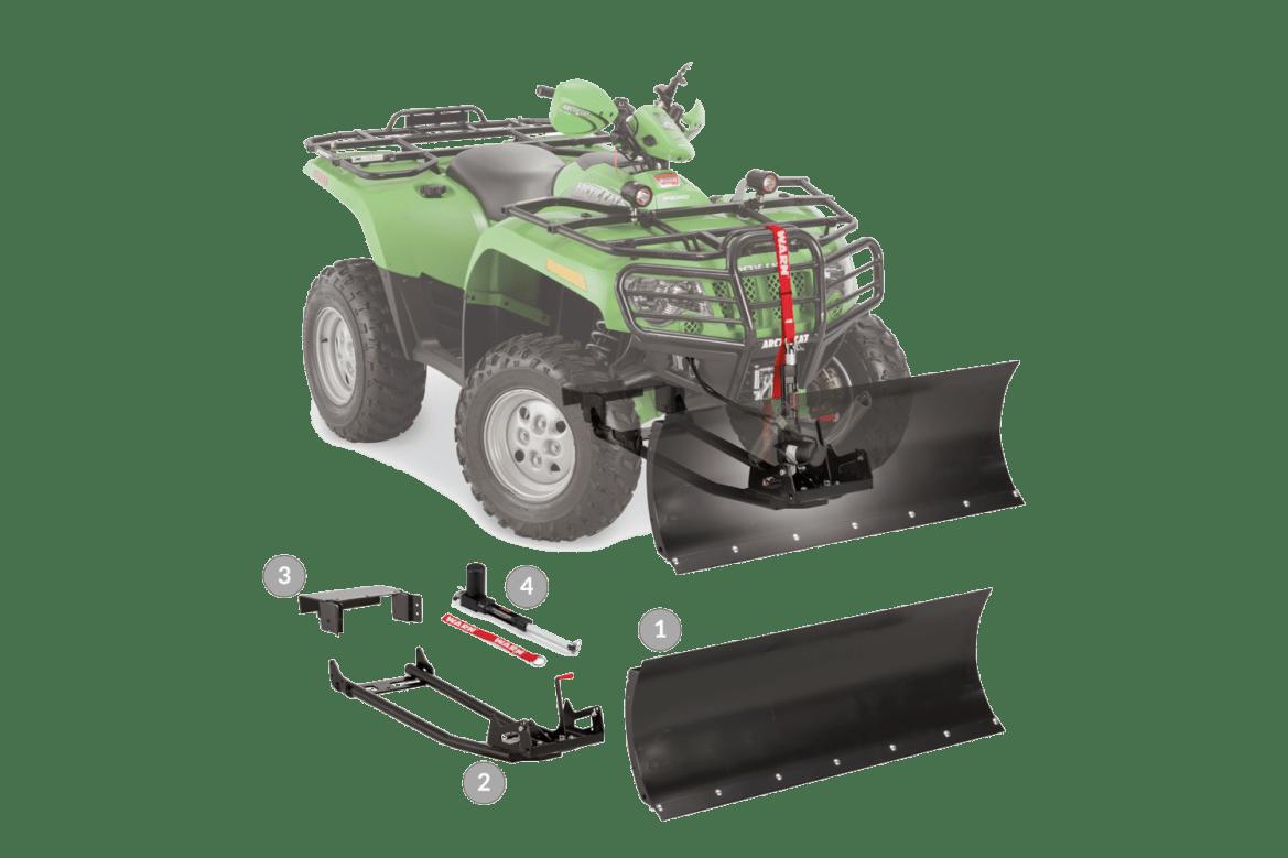 warn standard plow systems