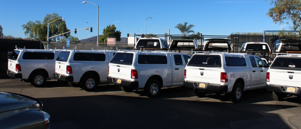 Easily be indistinguishable from the rest with a fleet of your own vehicles to stand out from the competitors and boost your companies standings.