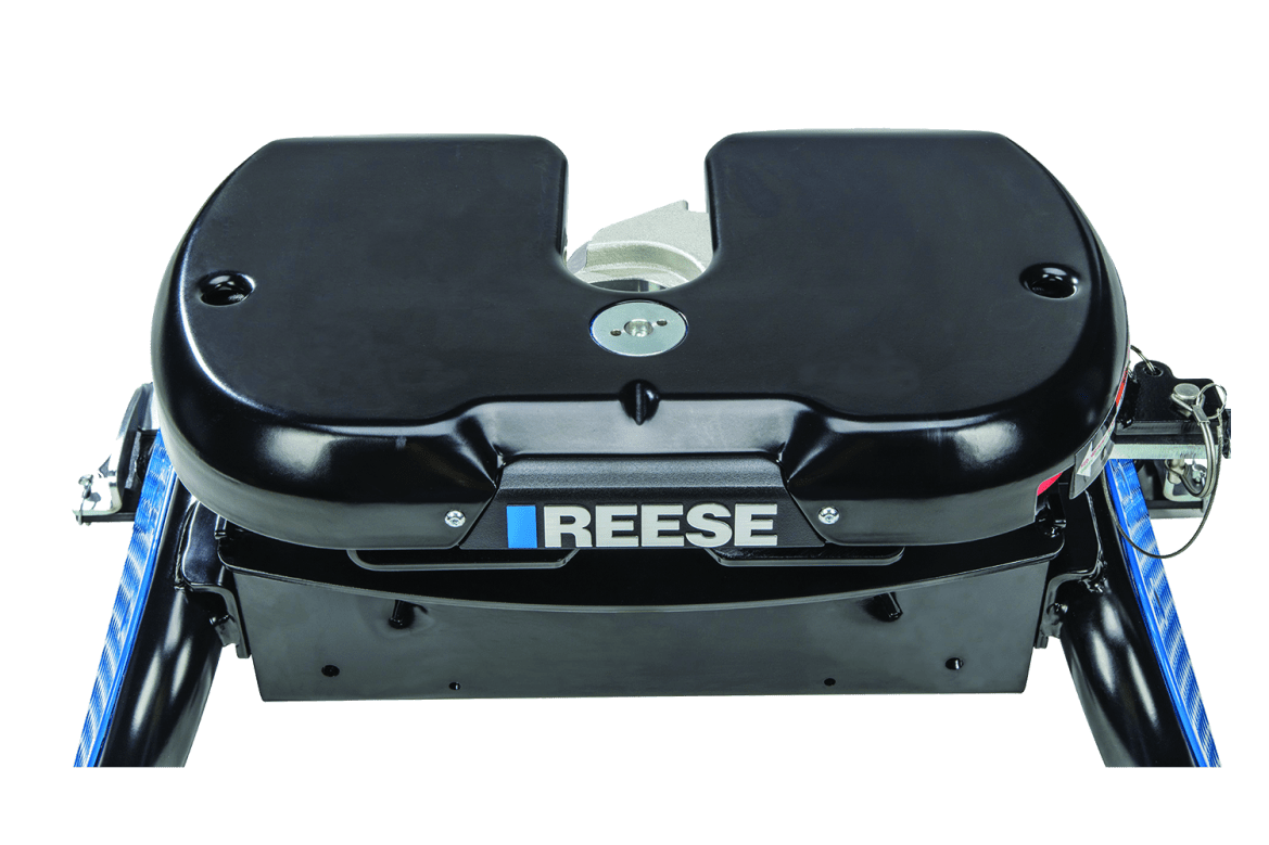 Reese 5th wheel hitch hitch head product view.