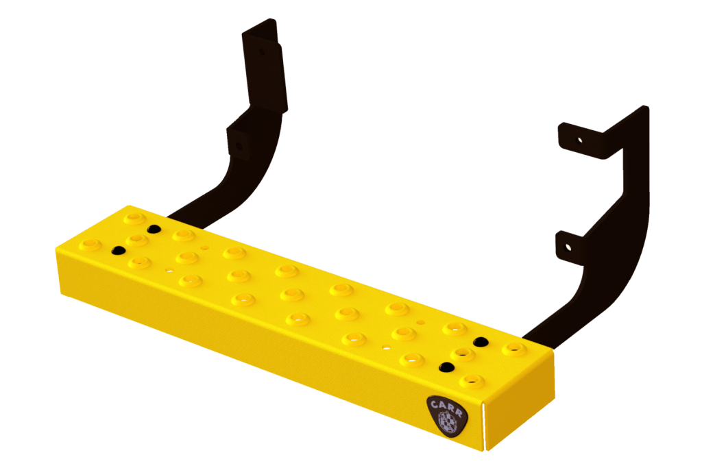 451007 Factory Step Yellow