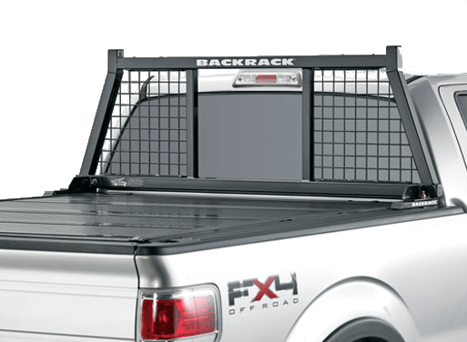 BACKRACK half safety truck rack.