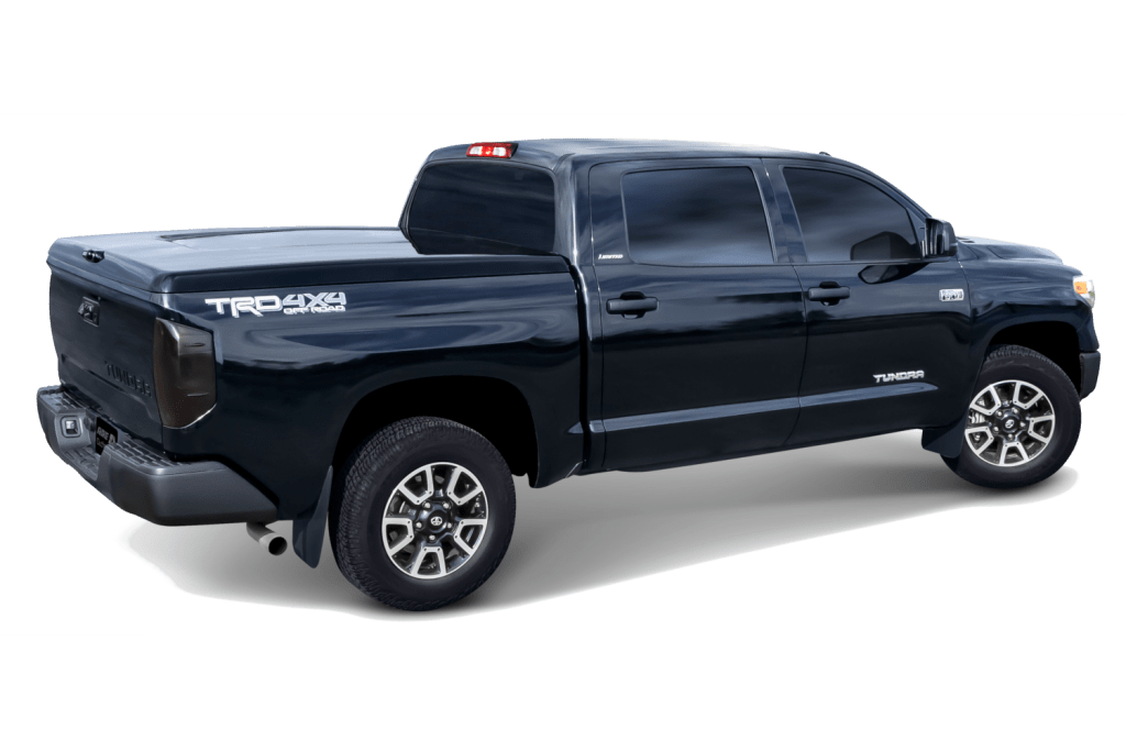ARE LSX shown installed on a Toyota Tundra.