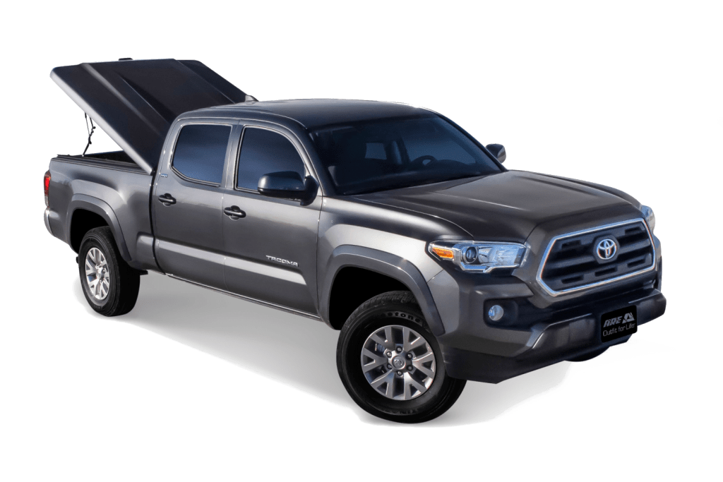 The ARE LSII shown installed on a Toyota Tacoma.
