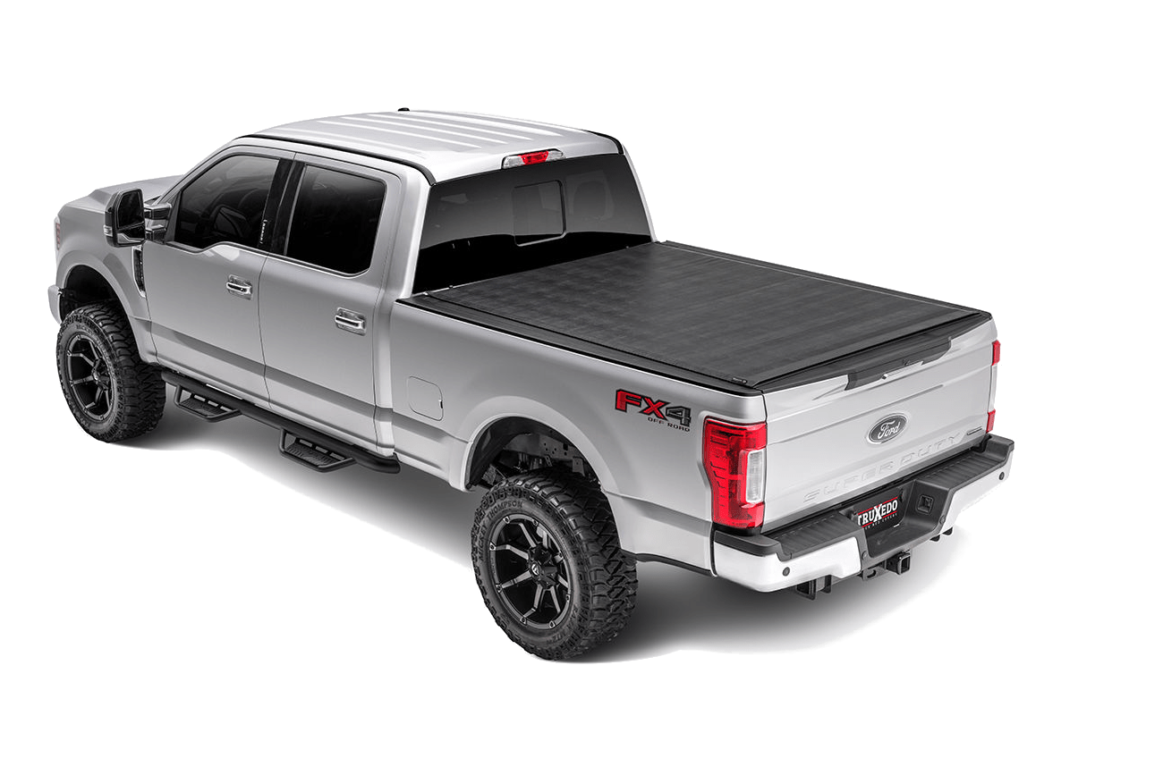 Truxedo roll up Sentry installed a Ford F250.