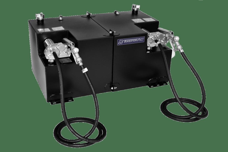 Transferflow 50/50 steel fuel tanks.
