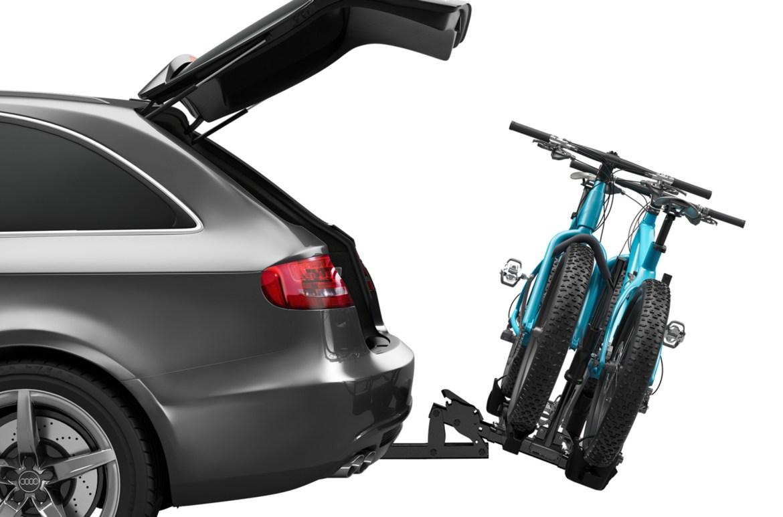 Easily access your rear door.
