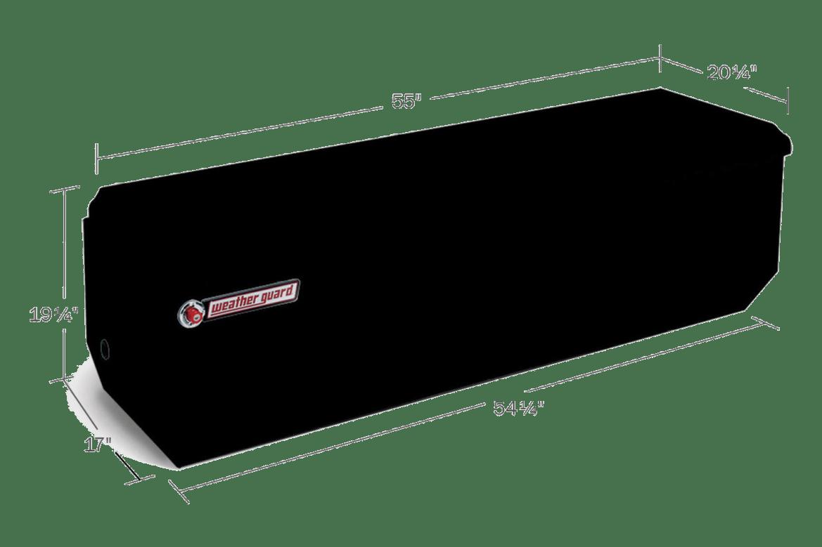Textured Black ARMOR TUF Powder Coat (654-5-01)