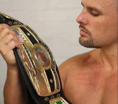 Adam Wins NWA World Title