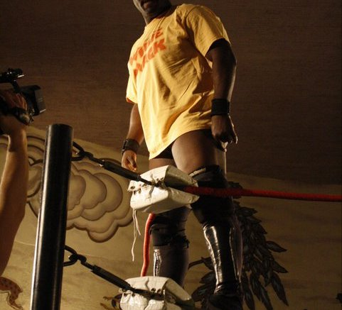 Willie Mack is the Southern California Wrestler of the Year