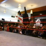 Shot of the night from the 2011 PWG Battle of Los Angeles Tournament