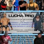 Lucha Pro 03-11-12